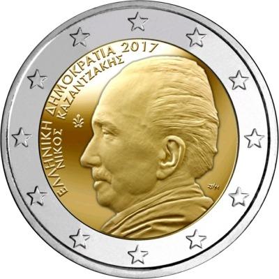 Греция - 60 лет со дня смерти Никоса Казандзакиса