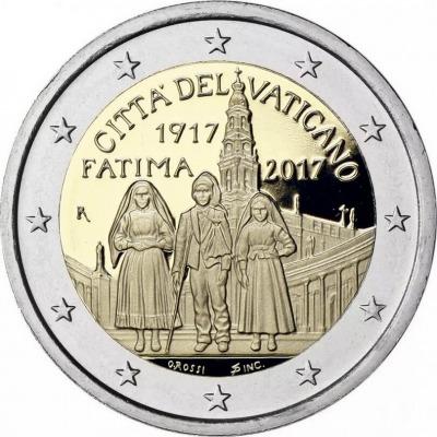 Ватикан - 100-летие явления Девы Марии в Фатиме