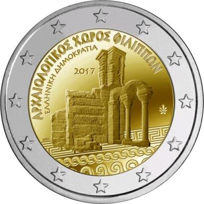Греция - Археологический комплекс Филиппы