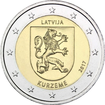 Латвия - Историческая область Курземе