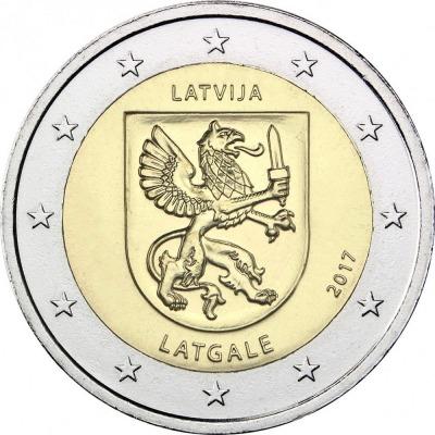 Латвия - Историческая область Латгале