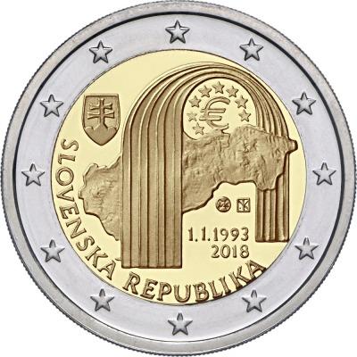 Словакия - 25 лет Словацкой Республике