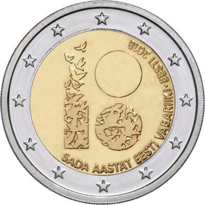 Эстония - 100 лет Эстонской Республике