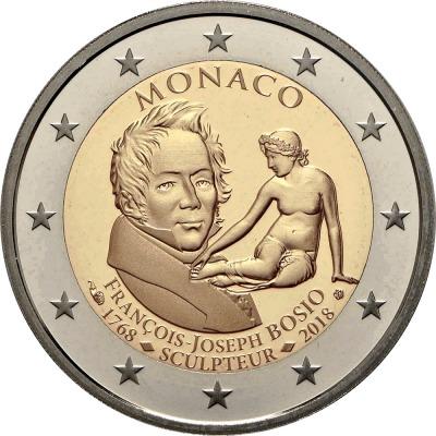 Монако - 250 лет со дня рождения Франсуа Жозеф Бозио