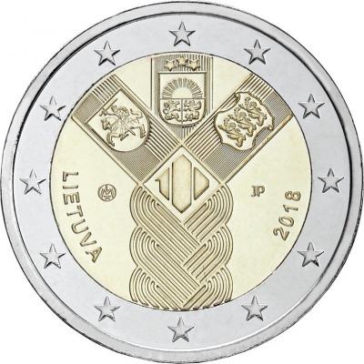 Литва - 100-летие независимости прибалтийских государств