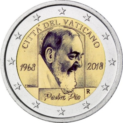Ватикан - 50 лет со дня смерти падре Пио