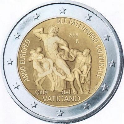 Ватикан - Европейский год культурного наследия