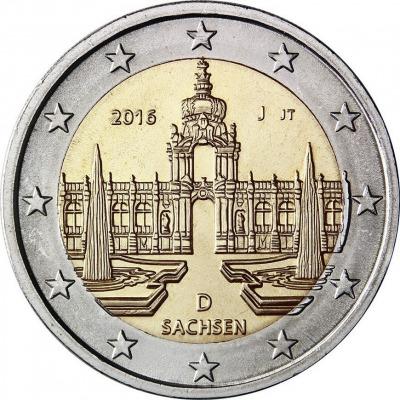 Германия - Саксония
