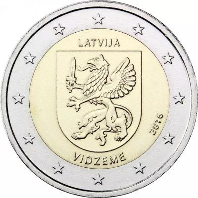 Латвия - Историческая область Видземе