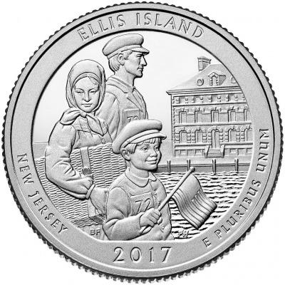 Национальный монумент острова Эллис