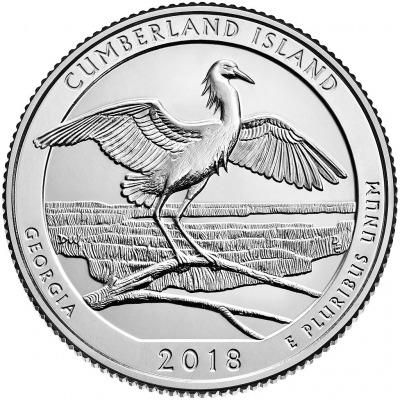 Национальное побережье острова Кумберленд