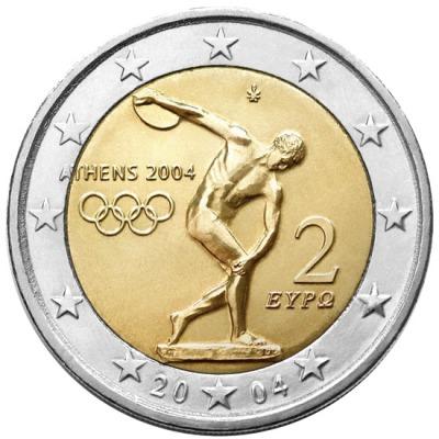 Греция - Олимпийские игры в Афинах