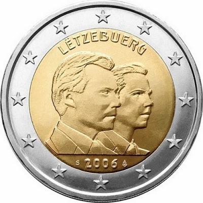 Люксембург - 25-летие принца Гийома