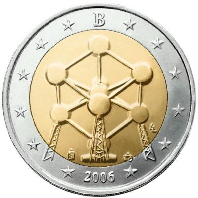 Бельгия - Атомиум в Брюсселе