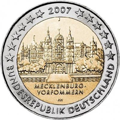 Германия - Мекленбург (Передняя Померания) A