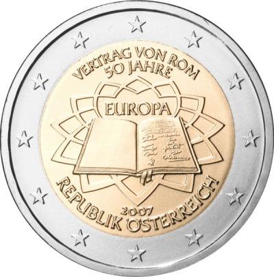 Австрия - 50-летие Римского договора