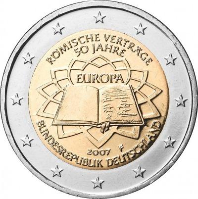 Германия - 50-летие Римского договора A