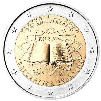Италия - 50-летие Римского договора