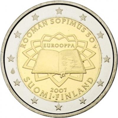 Финляндия - 50-летие Римского договора