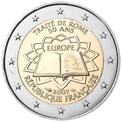 Франция - 50-летие Римского договора