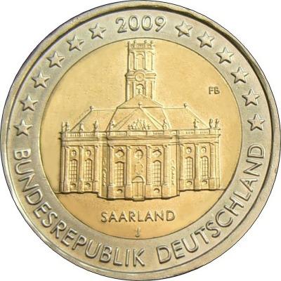 Германия - Саарланд