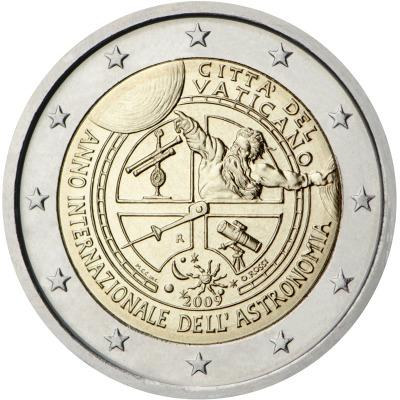 Ватикан - Международный год астрономии