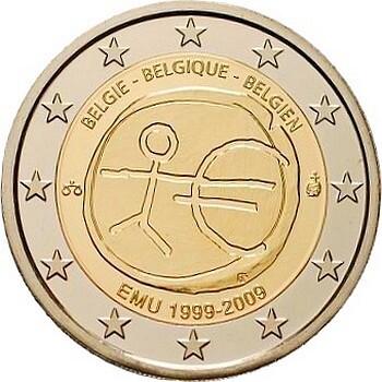 Бельгия - 10 лет Экономическому и валютному союзу