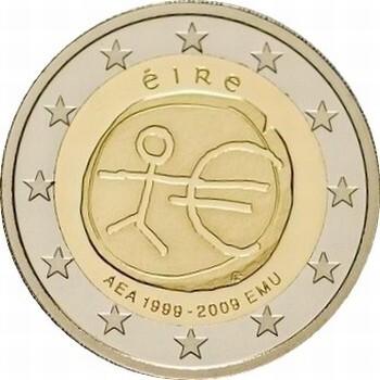 Ирландия - 10 лет Экономическому и валютному союзу