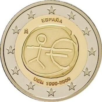 Испания - 10 лет Экономическому и валютному союзу