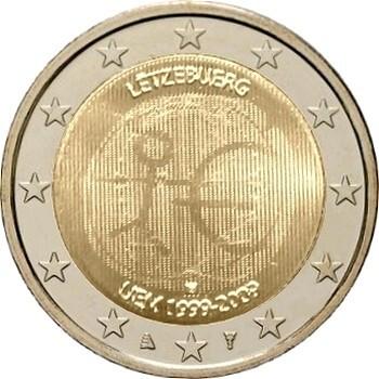 Люксембург - 10 лет Экономическому и валютному союзу