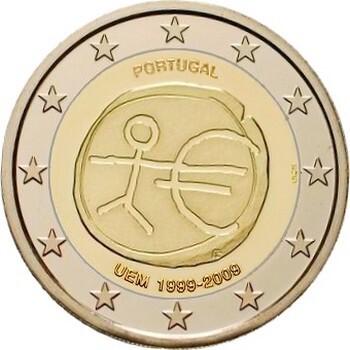 Португалия - 10 лет Экономическому и валютному союзу