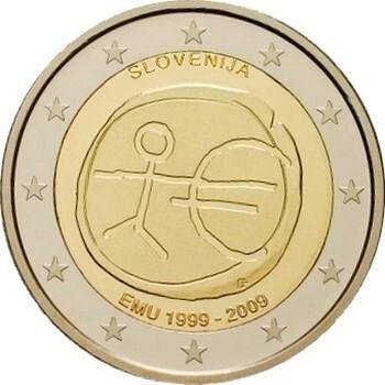 Словения - 10 лет Экономическому и валютному союзу