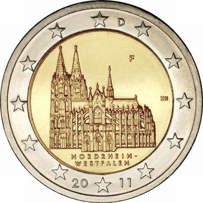 Германия - Северный Рейн-Вестфалия