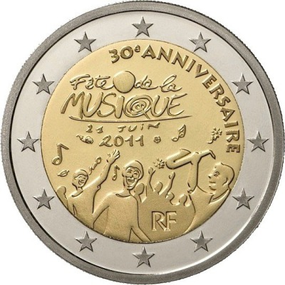 Франция - Праздник музыки