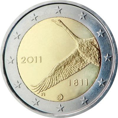 Финляндия - 200 лет Банку Финляндии