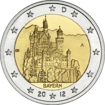 Германия - Бавария, замок Нойшванштайн