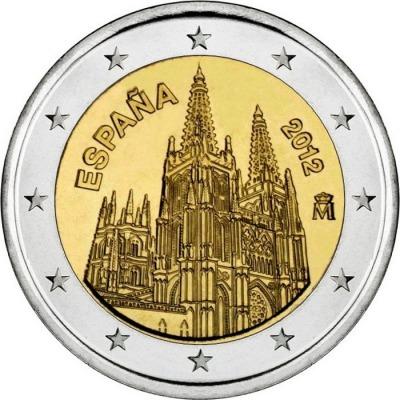 Испания - Кафедральный собор в городе Бургос