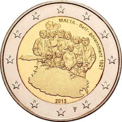 Мальта - Собственное правительство