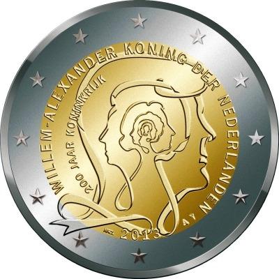 Нидерланды - 200 лет Королевства