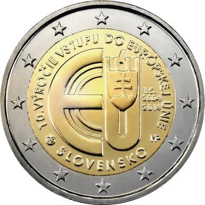 Словакия - 10 лет членства в ЕС
