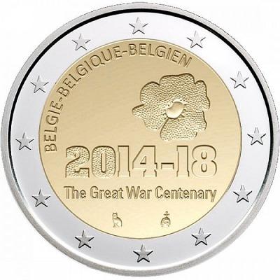 Бельгия - 100 лет с начала Первой мировой войны