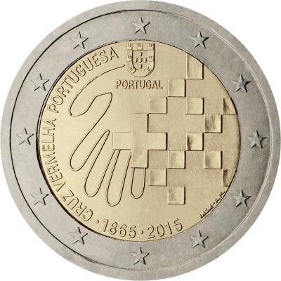 Португалия - 150 лет Красного Креста в Португалии