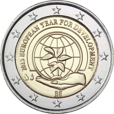 Бельгия - Европейский год развития
