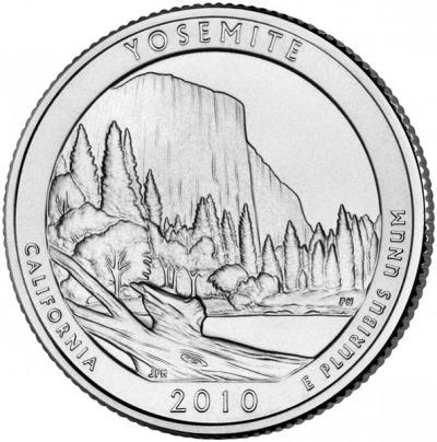 Йосемитский национальный парк (Калифорния)