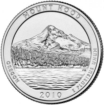 Национальный лес Маунд Худ (Орегон)