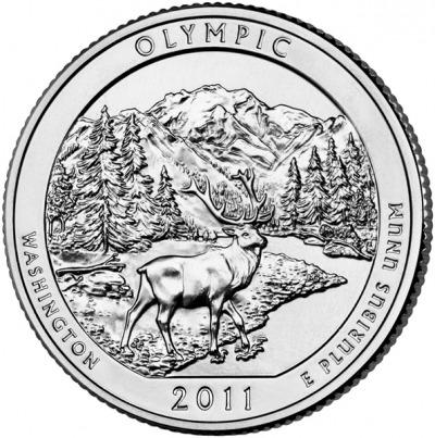 Национальный парк Олимпик (Вашингтон)