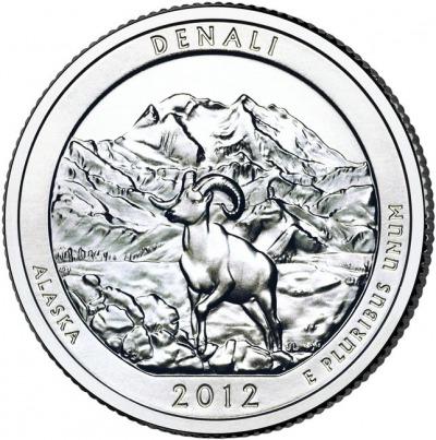 Национальный парк Денали (Аляска)