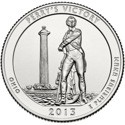 Монумент в честь победы адмирала Перри и мира между народами (Огайо)