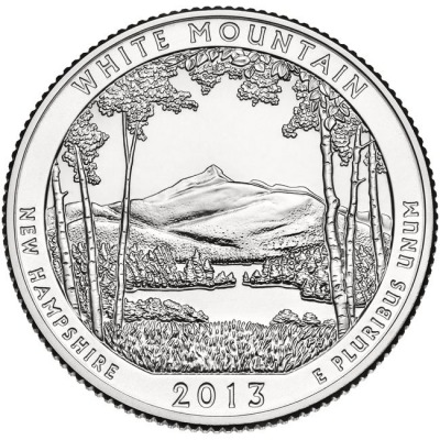 Национальный лес Белой горы (Нью-Гэмпшир)