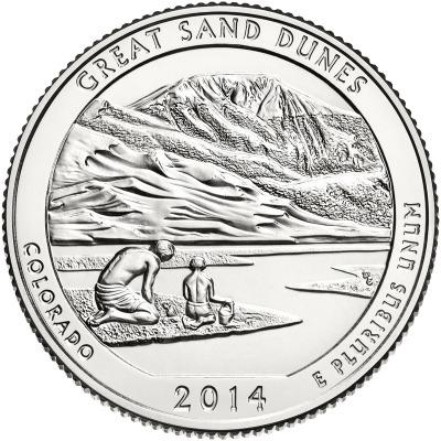 Грейт-Санд-Дьюнс (Колорадо)